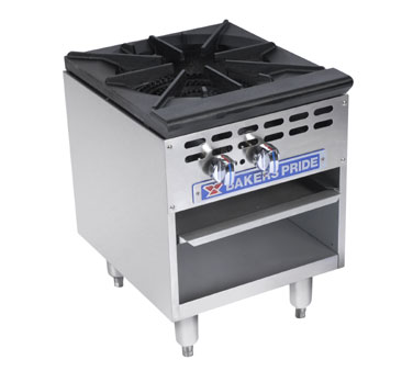 Bakers Pride Stock Pot Range BPSP-18-2