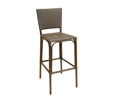 Florida Seating Bar Stool BRT-05-0JAVA/WAL