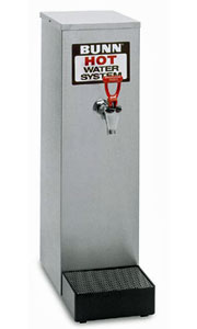 Bunn HW2 Hot Water Dispenser - 2 Gallon