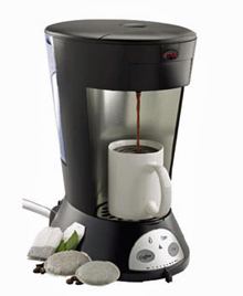 Bunn MCA My Cafe Automatic Pod Brewer - 35400.0009