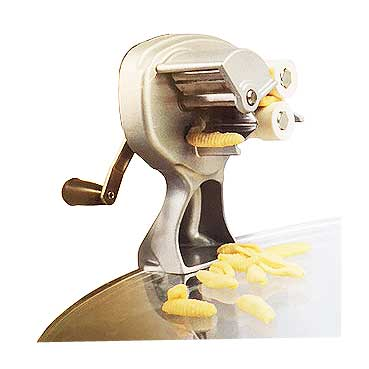 Cavatelli Maker With Hand Operated Rollers