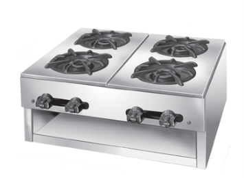 Castle 1092 Four Burner Hot Plate