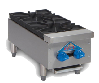 Comstock Castle FHP36 Six Burner Hotplate