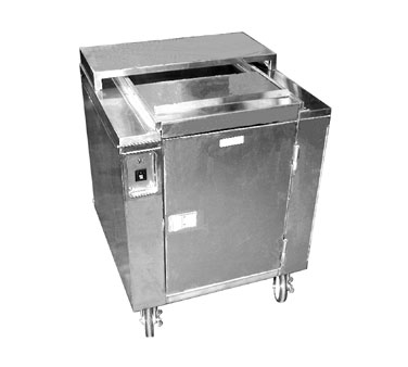 Carter-Hoffmann Heated Dish Cart CD27