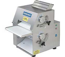 Somerset CDR-1100 Dough Roller - Synthetic,Double Pass