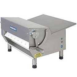 "Somerset CDR-600 Dough Sheeter, 3/4 HP, 30"" - Synthetic,Single Pass"