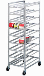 Can Storage Rack CSR-9