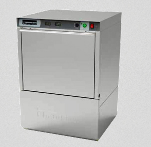 Champion Undercounter Hi-Temp Dishwasher UH130B