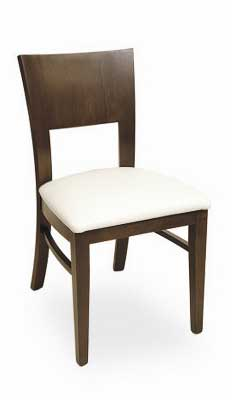 Florida Seating Chair CN-94S-GR1-WAL-WHITE
