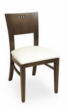 Florida Seating Chair CN-94S-TRIO-GR1-WAL-WHITE