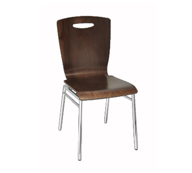 Florida Seating Chair CN-KT-SHELL-COM-WAL