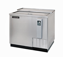 Continental Bottle Cooler CBC37SS, Stainless Steel, 37 Inches Wide