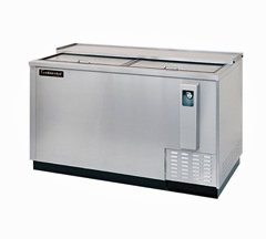 Continental Bottle Cooler CBC64SS, Stainless Steel, 64 Inches Wide