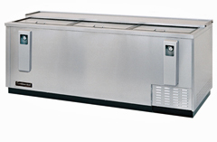 Continental Bottle Cooler CBC95SS, Stainless Steel, 95 Inches Wide
