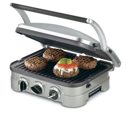 Cuisinart GR-4N Griddler With Reversible Plates