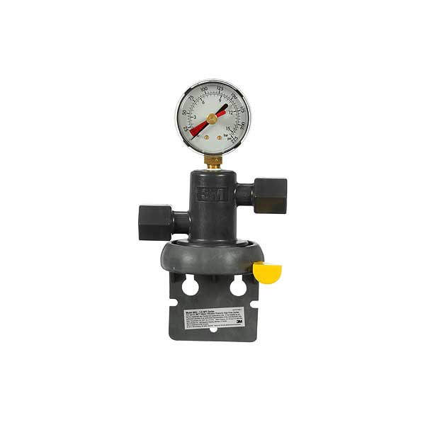 (6214413) 3M Water Filtration Products High Flow Head With Gauge 5 Gpm - NH3-NPT HEAD-WITH GAUGE