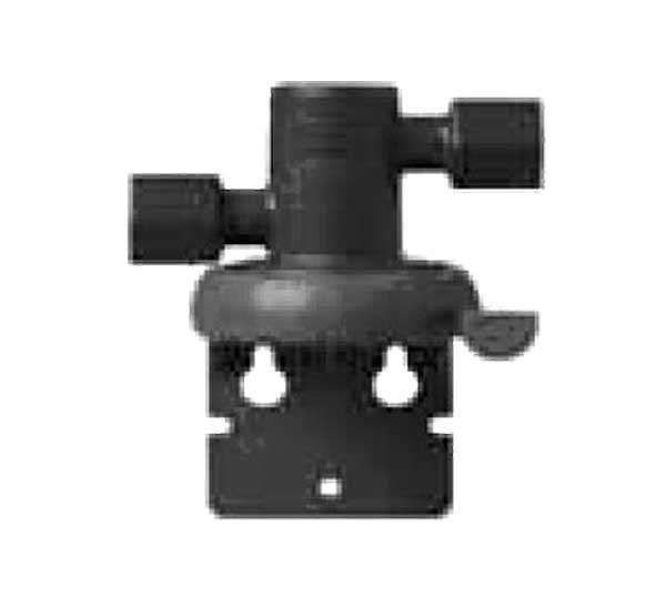 (6214415) 3M Water Filtration Products High Flow Head Without Gauge Port (flat Head) 5 Gpm - NH3-NPT HEAD-BASIC