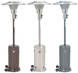 Crown Verity Commercial Outdoor Patio Heater
