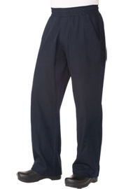 Chef Works Navy UltraLux Better Built Chef Pants