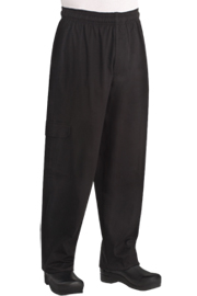 Chef Works J54 Cargo Baggy Chef Pants - CPBL000XL