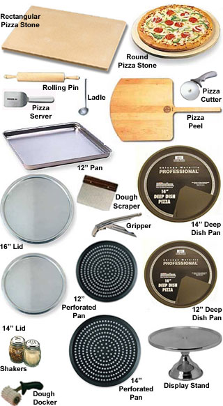Deluxe Pizza Kit