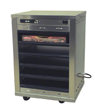 Carter-Hoffmann Mobile Heated Cabinet DF1818-5