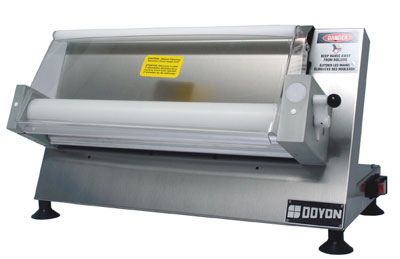 Doyon Dough Sheeter DL18SP - Single Pass, Single Roller