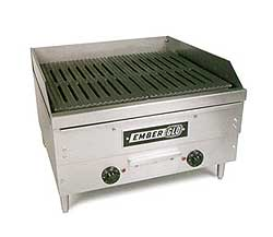 """Emberglo Electric Char-Broiler """"Pace Setter"""""""