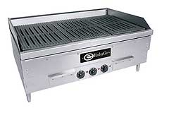 """Emberglo Electric Char-Broiler """"Max Capacity"""""""