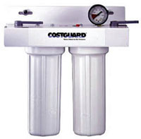 Everpure Costguard CGS-12 Twin Value Water Filtration System