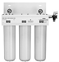 Everpure CB20-312E Triple High Pressure Water Filtration System
