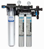 Everpure Insurice 2000 Twin Water Filter System - EV932422