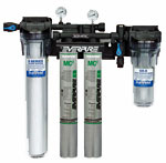 Everpure High Flow CSR Twin Water Filter System