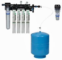 Everpure High Flow CSR Plus Water Filter System