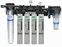 Everpure High Flow CSR Quad Water Filter System