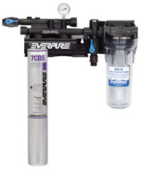 Everpure KleenSteam II Single Water Filter System