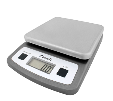 Escali Nova Digital Portion Scale, 2 Lbs, NSF Listed - SCDG2LP