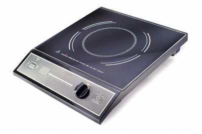 Induction ranges for food trucks and concession.