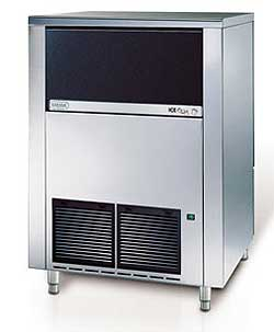 Eurodib Brema Undercounter Ice Maker With Bin CB1265A