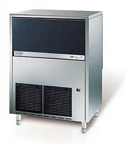 Eurodib Brema Undercounter Ice Maker With Bin CB640A