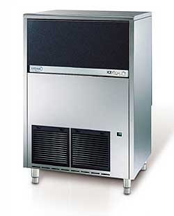 Eurodib Brema Undercounter Ice Maker With Bin CB955A