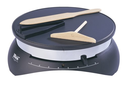 Krampouz Electric Crepe Maker Griddle CEBPB2 from Eurodib