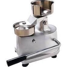 Eurodib Hamburger Patty Press, 5 Inch Diameter