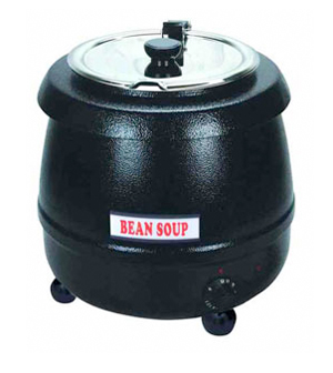 Eurodib Soup Kettle SB-6000, 10.5 Quart