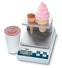 Edlund Digital Portion Ice Cream Scale