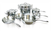 Homichef  13 Piece Cookware Set