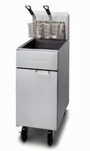 Frymaster Gas-Fired 50 Lbs. Fryer