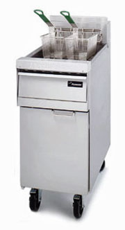Frymaster Gas 35 Lbs. Fryer With Centerline Thermostat