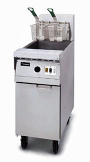 Frymaster Gas 50 Lbs. Fryer With Centerline Thermostat