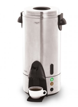 West Bend Hands-Free Commercial Coffee Maker, 100 Cups